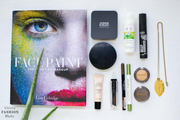 My Daily Morning Routine | Fast Beauty Treatment Beautyblog BBlog Wien Austria www.viennafashionwaltz.com Daily Routine Börlind, Lavera Alverde Guerlain Freystil FAce Paint Lisa Eldridge (1 von 16)
