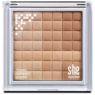 beautyblogger www.viennafashionwaltz.com review erfahrung s-he-stylezone-mosaic-compact-puder