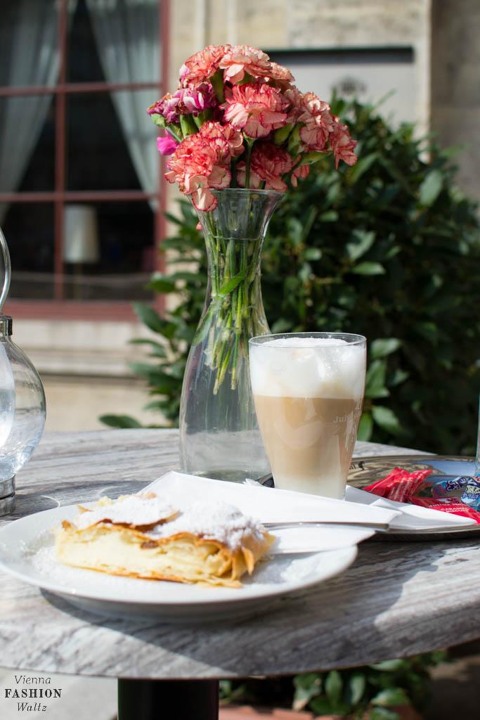 Frühstück in der Staatsoper Wien
