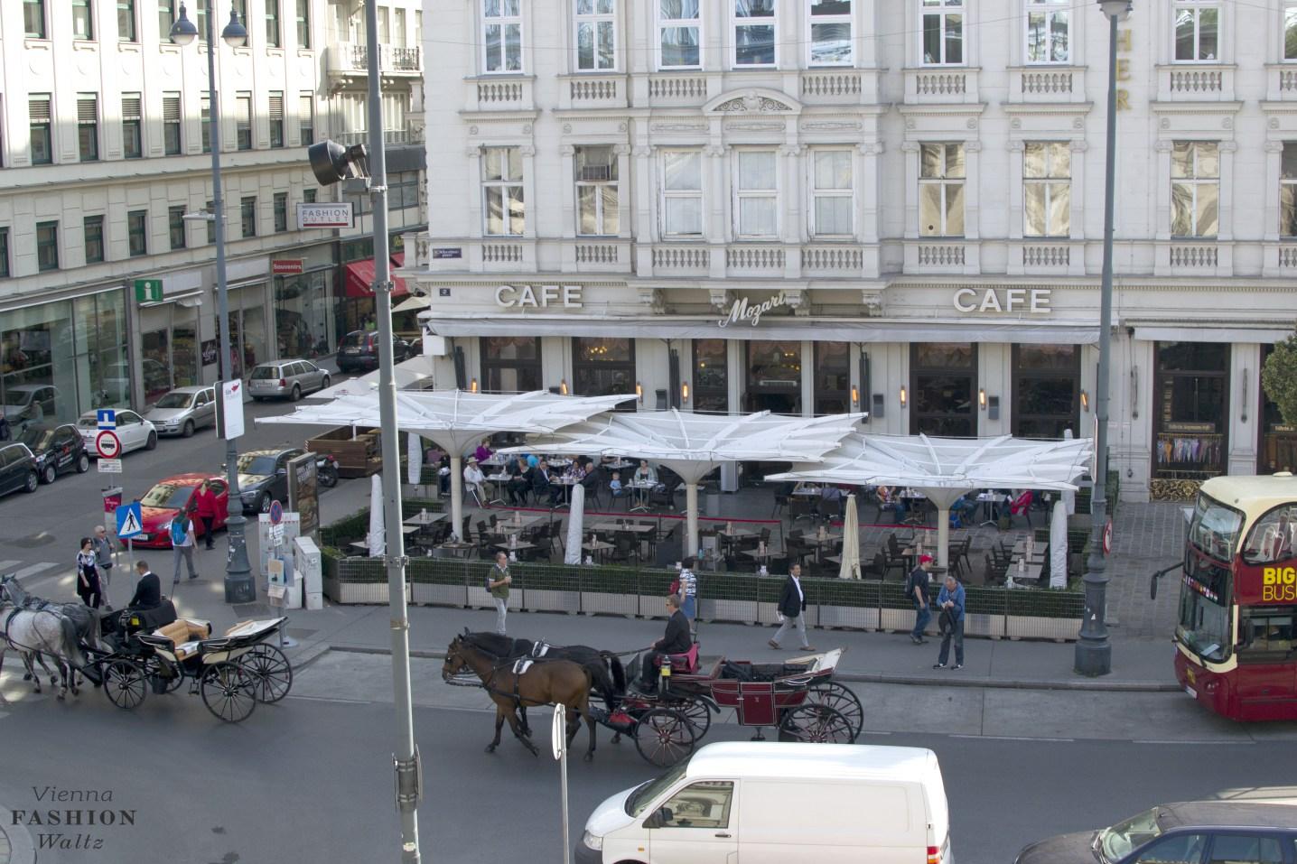 Das Café Mozart