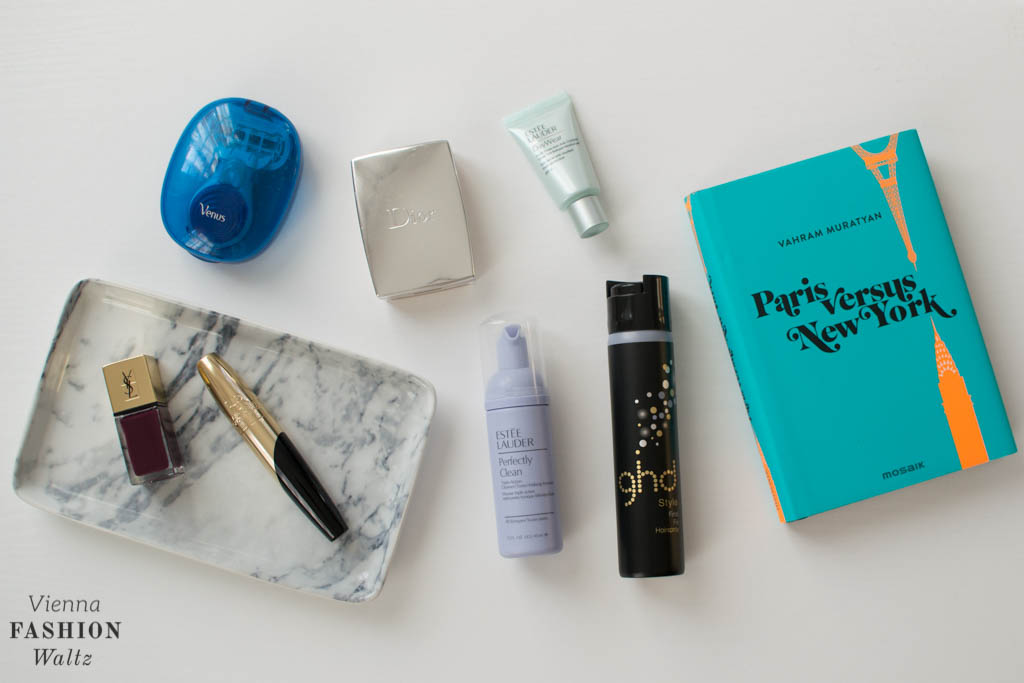 Flight Essentials: Beauty for hand luggage