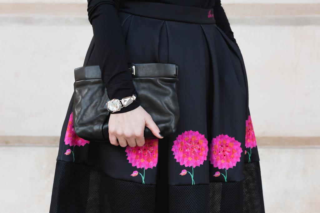 Swarovski Jean Paul Gaultier Reverse Collection blog-wien-austria-www-viennafashionwaltz-com-sparkling-xmas-outfit-swarovski-desigual