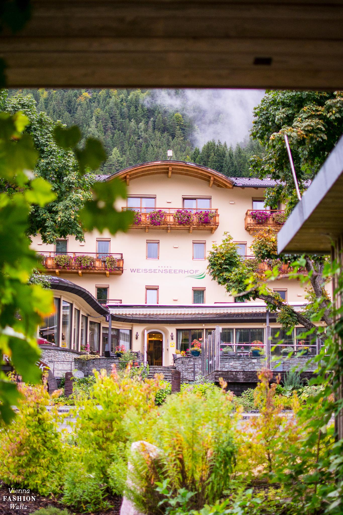 Weissenseerhof & TIAN | Erstes vegetarisches BioHotel in Österreich | www.viennafashionwaltz.com