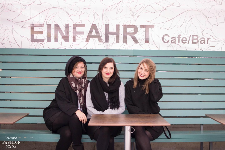 Frühstück im Café Einfahrt | Lokal-Tipp Wien | ViennaFashionWaltz