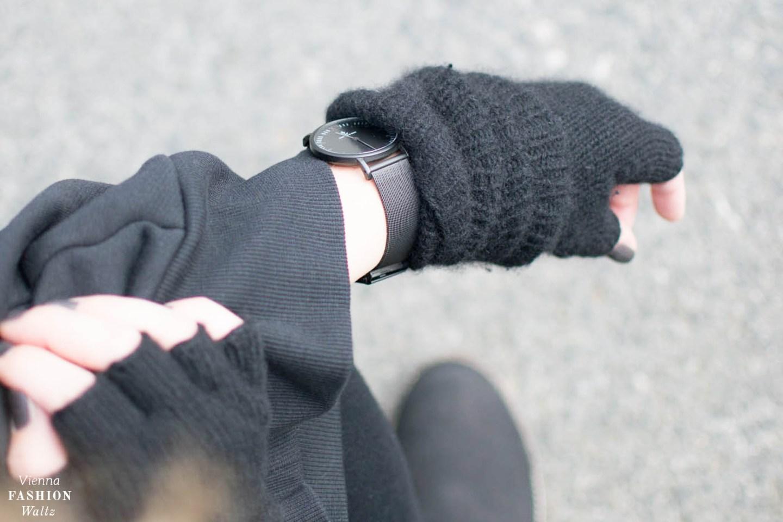 Kaschmir Handschuhe stricken | kostenlose Anleitung zum Stricken