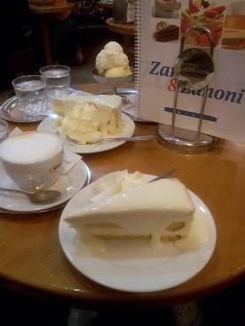 Zanoni Yogurt Tart ----