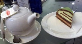 The Tea with the Mozart Tart