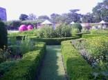 Baroque garden
