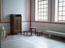 Inside public bath