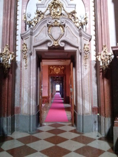 Emperor's rooms