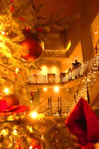 Loisium Christmas market