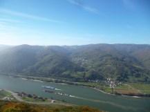 Danube near Aggstein