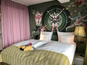 Das analogste Hotelzimmer