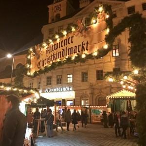 Advent-Wochenende in Wien