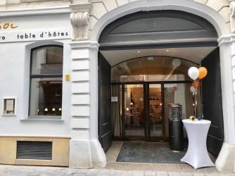 Frühstücken in Wien