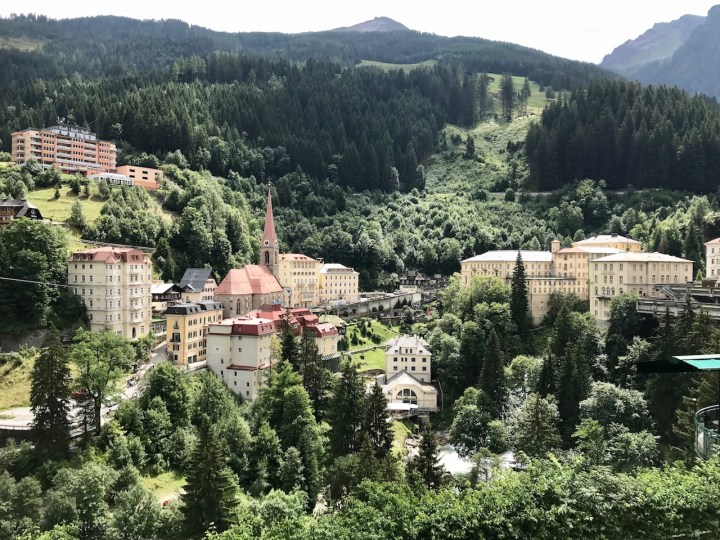 """""""Artists in Residence"""" Bad Gastein"""