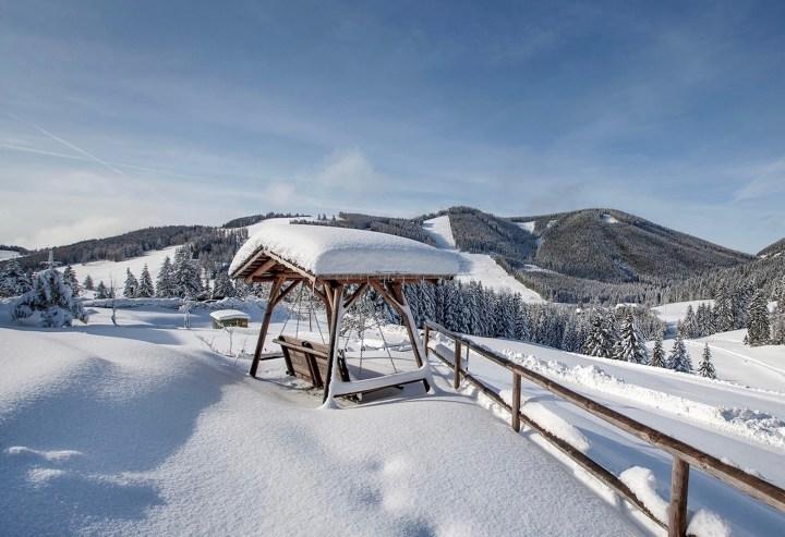 Winterurlaub mit alpinem Lifestyle-Charme