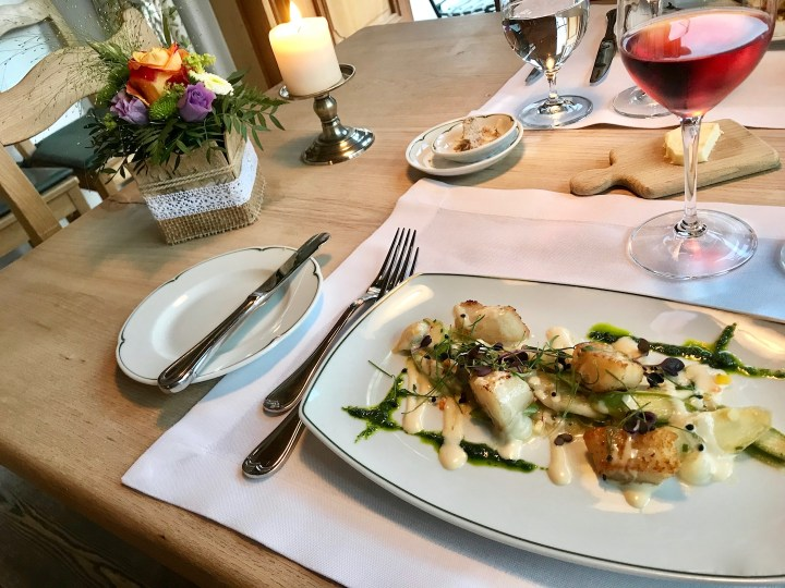Alpine Küche: Eine Kulinarikreise durchs Salzburger Land