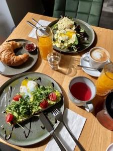 Frühstücken & Chillen
