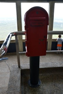 Thehighest post box