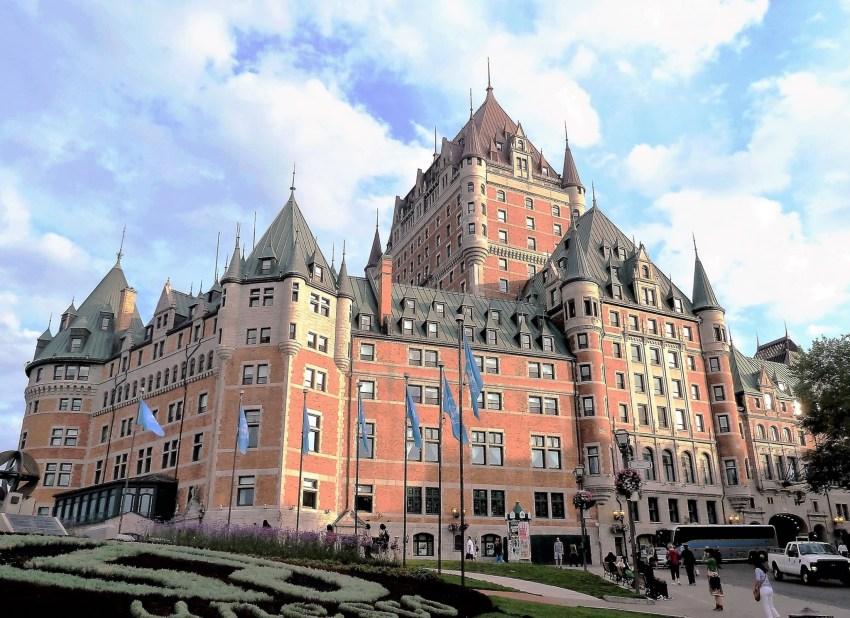 Château de Québec