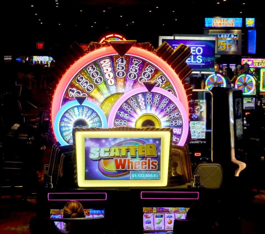Machine à sou à Las Vegas