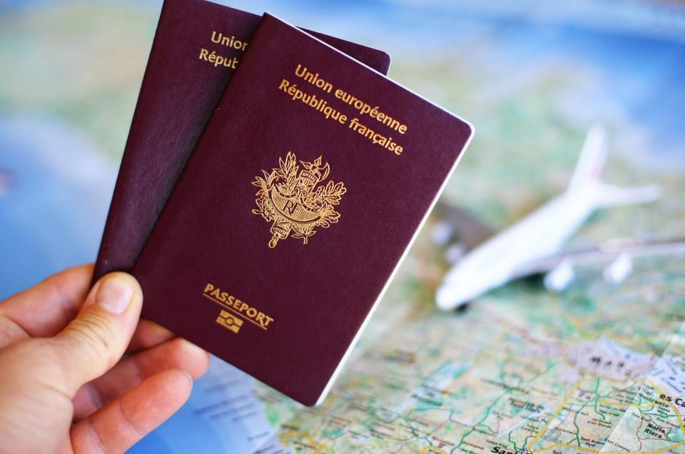 Jamais sans mon passeport biométrique.