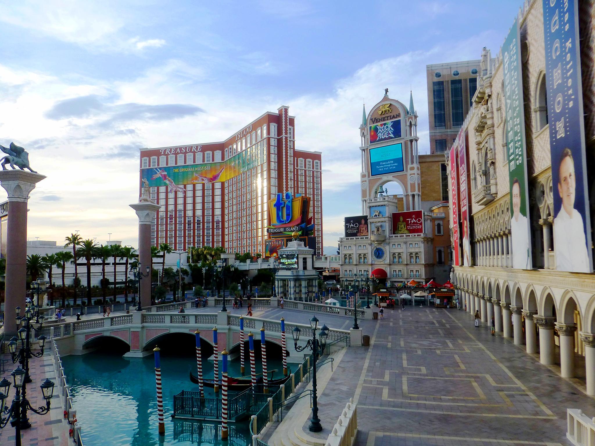 Casino Venise à Las Vegas
