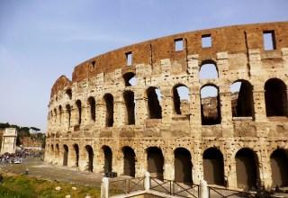 Rome extérieur Colisée