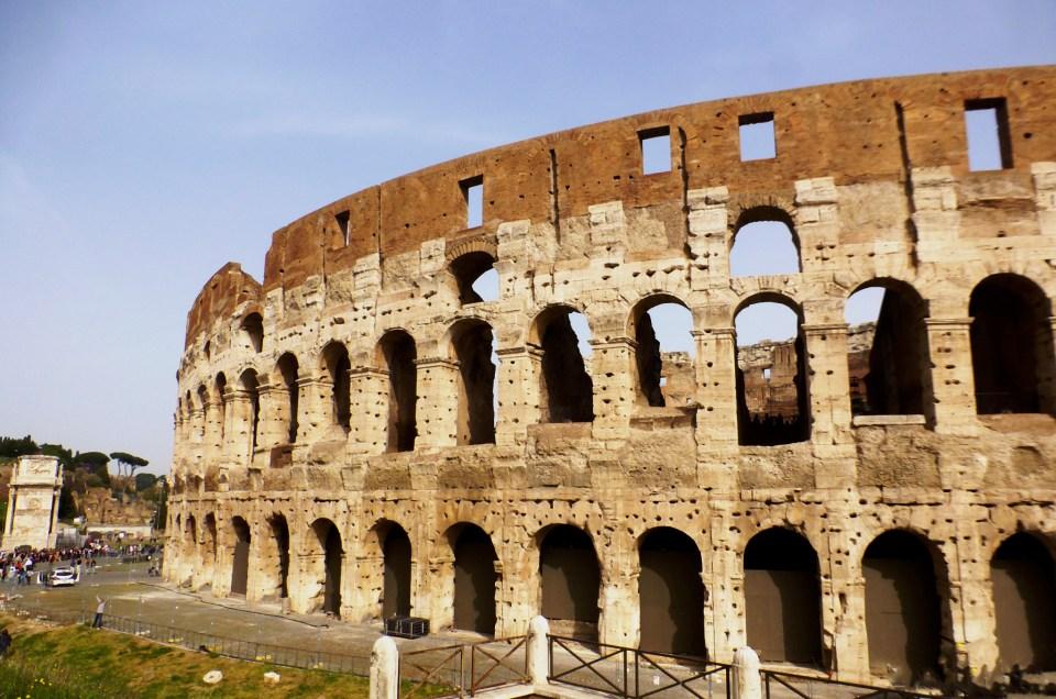 Escapade à Rome la ville éternelle