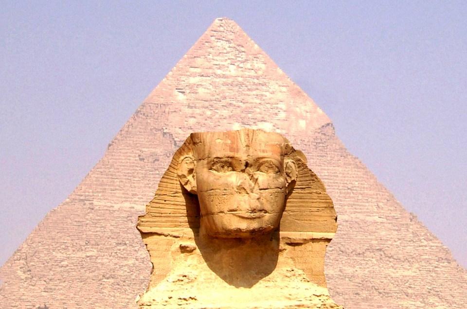 A la rencontre des pyramides et du Sphinx de Gizeh au Caire