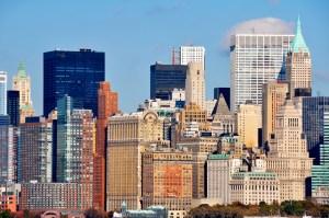 grattes-ciel new York City