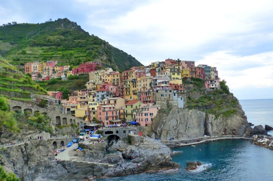 Les Cinque Terre : villages de pêcheurs hauts en couleurs