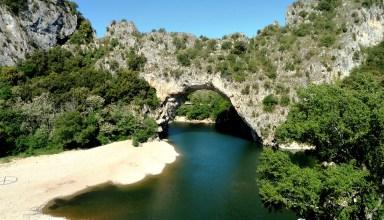 arche gorges de l'Ardèche