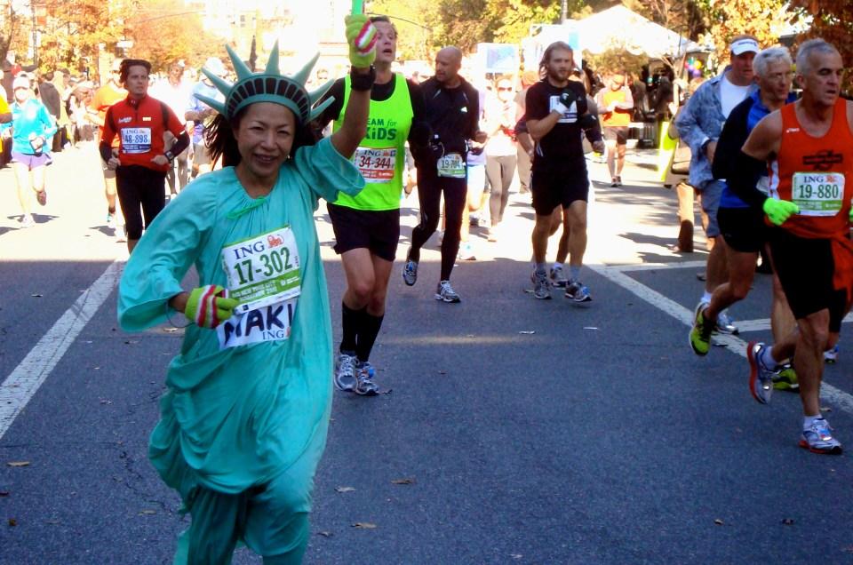 New York : un marathon qui fait rêver et terriblement souffrir