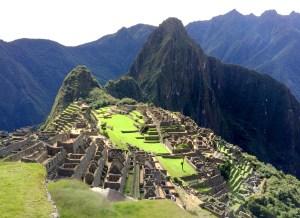 Site du Machu Picchu Pérou