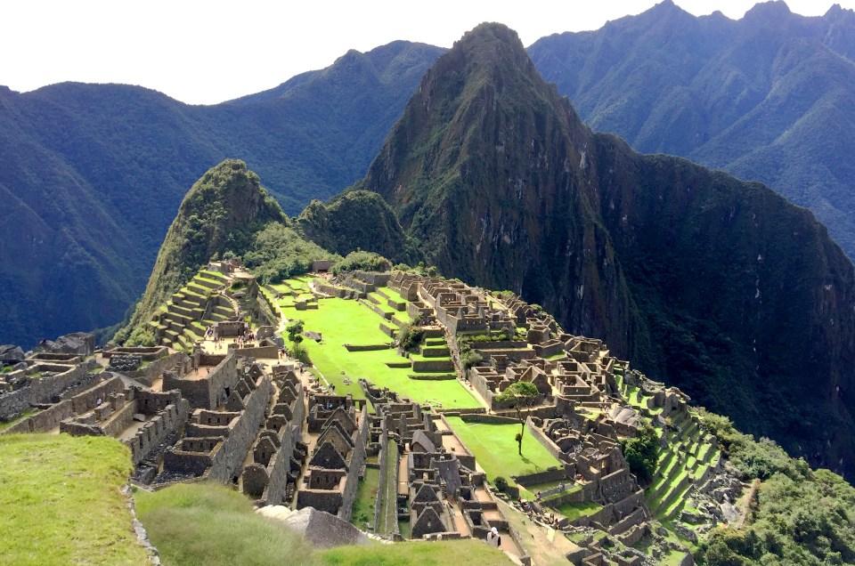 L'inoubliable Machu Picchu