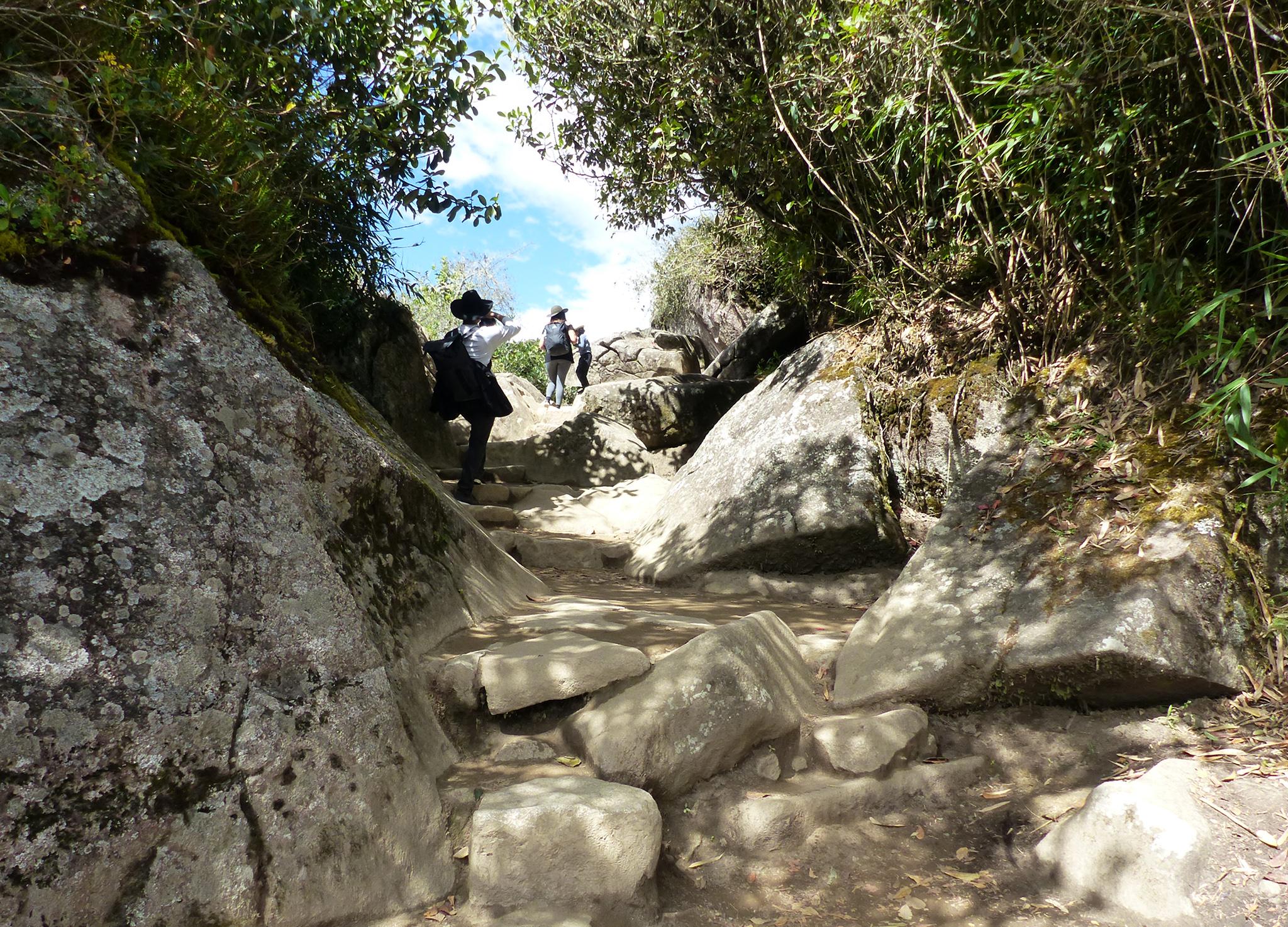 Sentier Inca