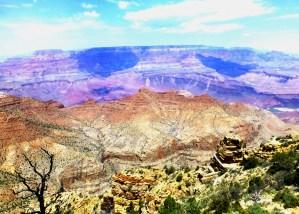 panorama parc national ouest américain