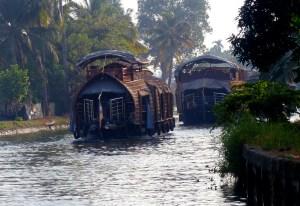 backwaters embarcations