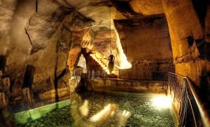 Naples réservoir souterrain