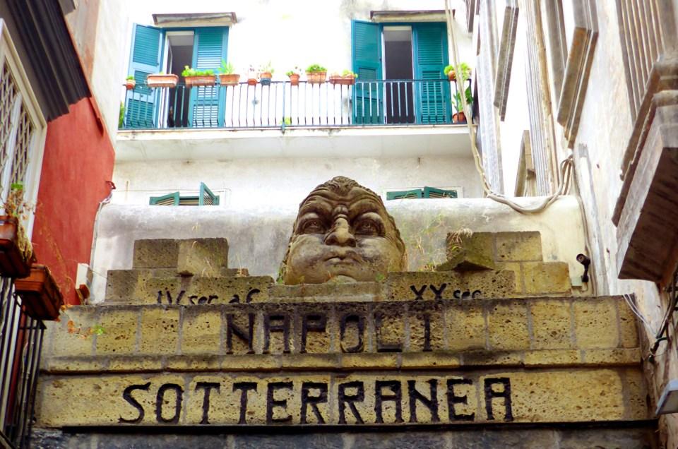 Naples souterraine : la face cachée de la ville