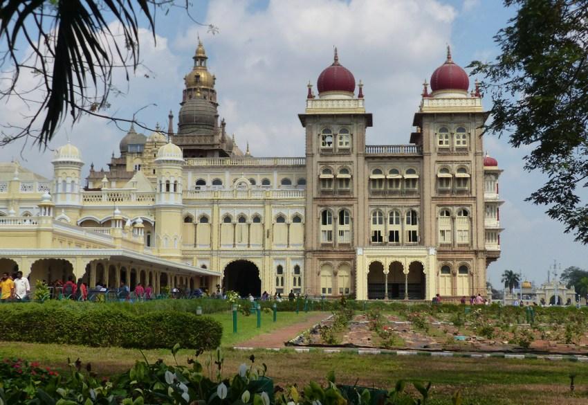 Palace du maharaja de Mysore