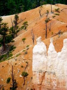 Bryce Canyon et ses roches sculptées