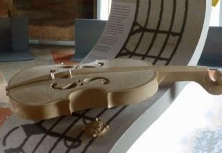 Instrument de musique en pierre
