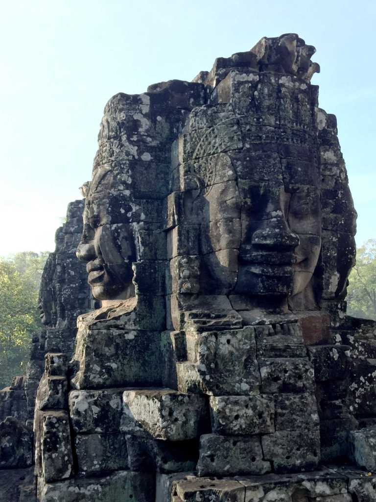 Angkor Thom Visage
