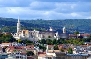 Colline de Budapest