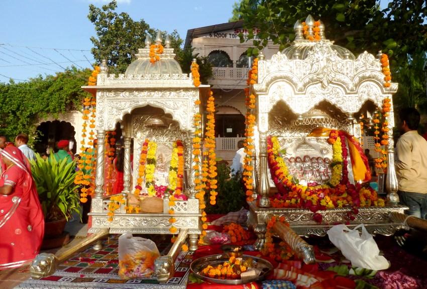 Pushkar fête religieuse