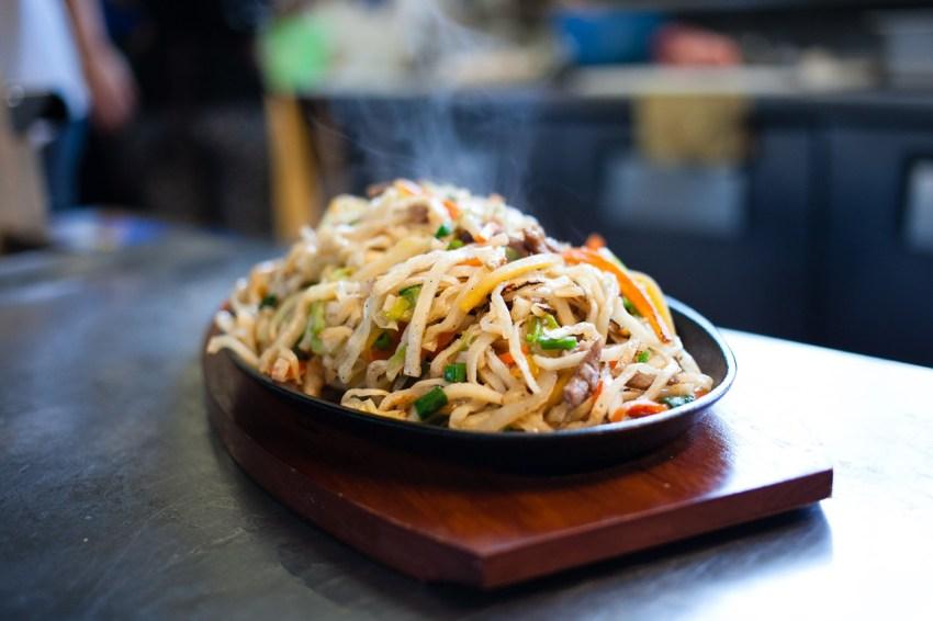 specialité mongole