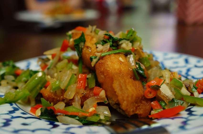 tilapia chiang mai
